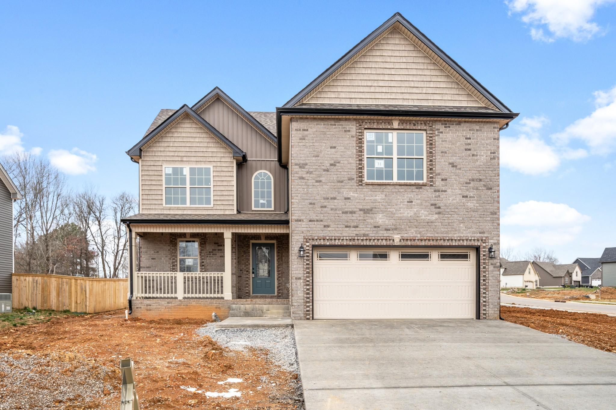 358 Rye Drive, Clarksville, TN 37043 - Clarksville, TN real estate listing