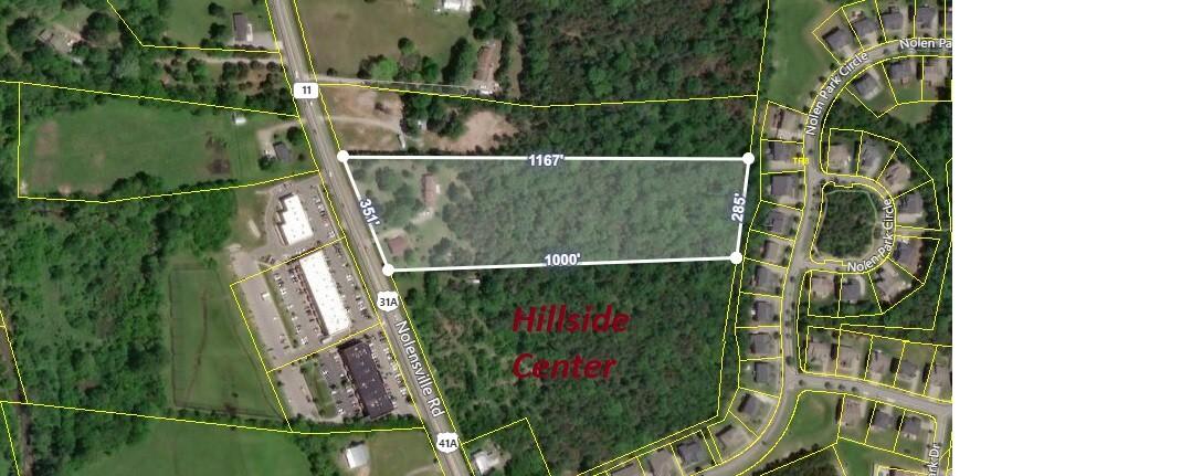 7172 Nolensville Rd Property Photo - Nolensville, TN real estate listing