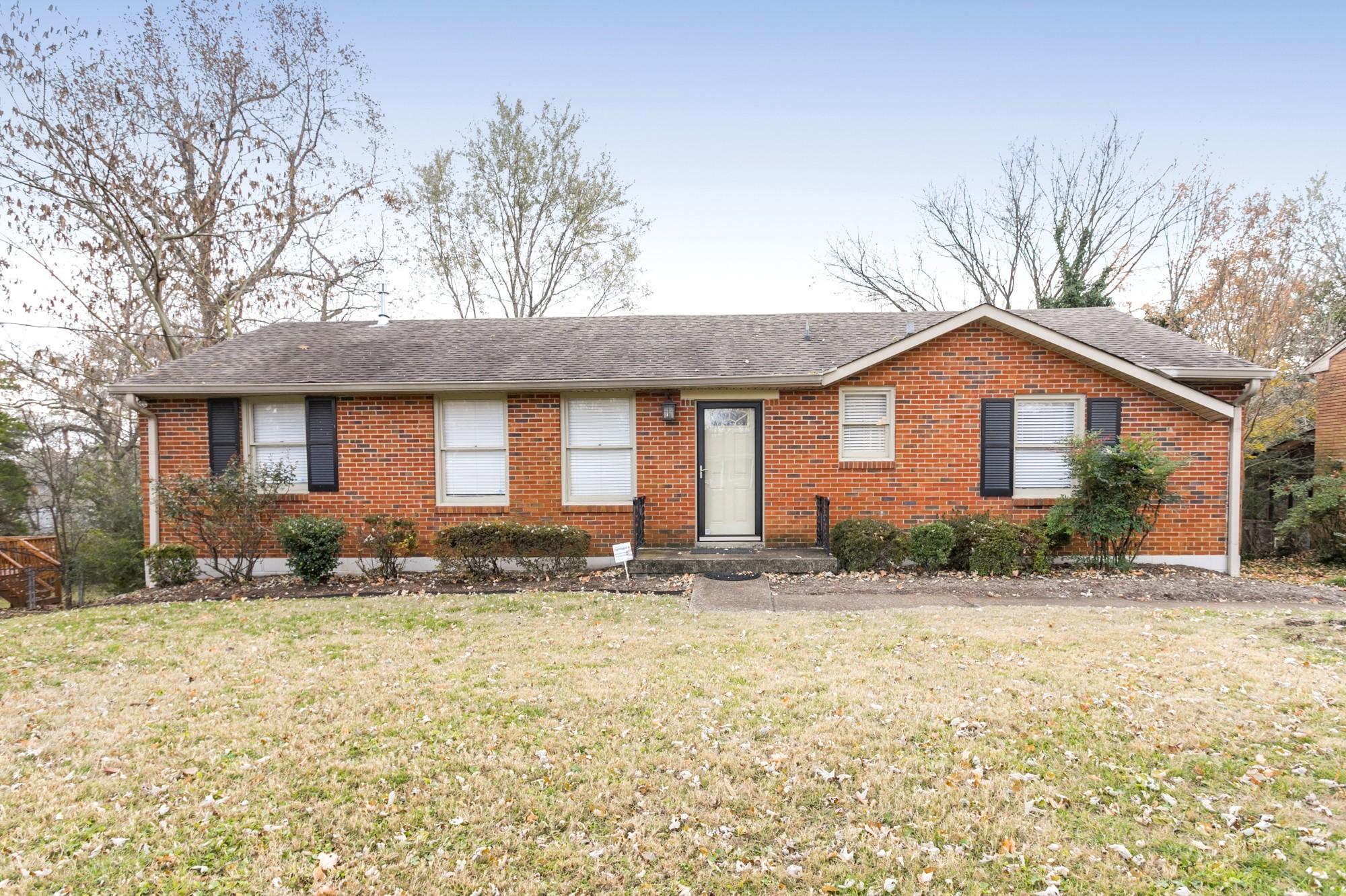205 Garrett Dr, Nashville, TN 37211 - Nashville, TN real estate listing