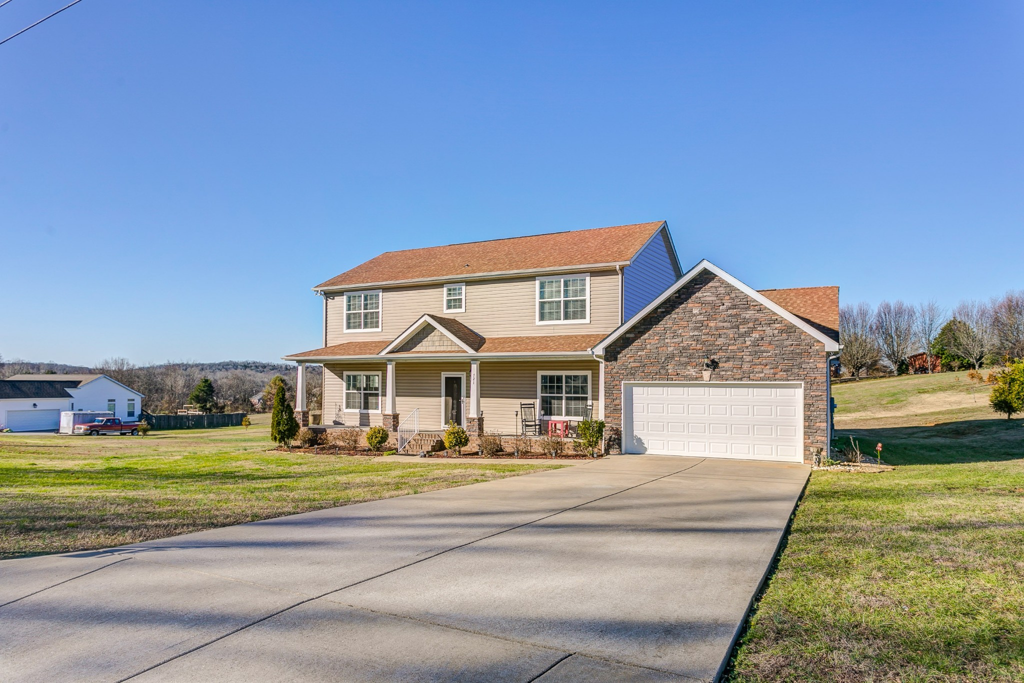 721 Spring Haven Dr, Spring Hill, TN 37174 - Spring Hill, TN real estate listing