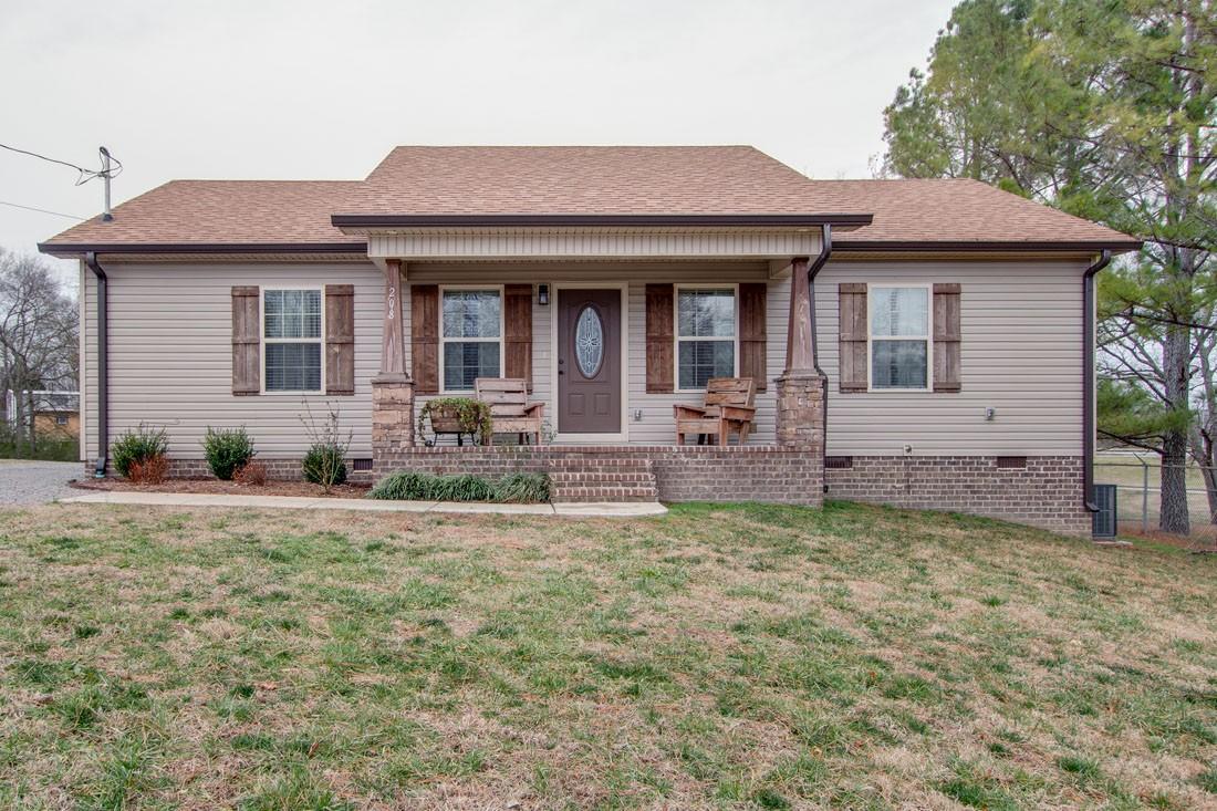 208 Sunset Blvd, Wartrace, TN 37183 - Wartrace, TN real estate listing