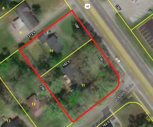 1501 N Jackson St Property Photo - Tullahoma, TN real estate listing