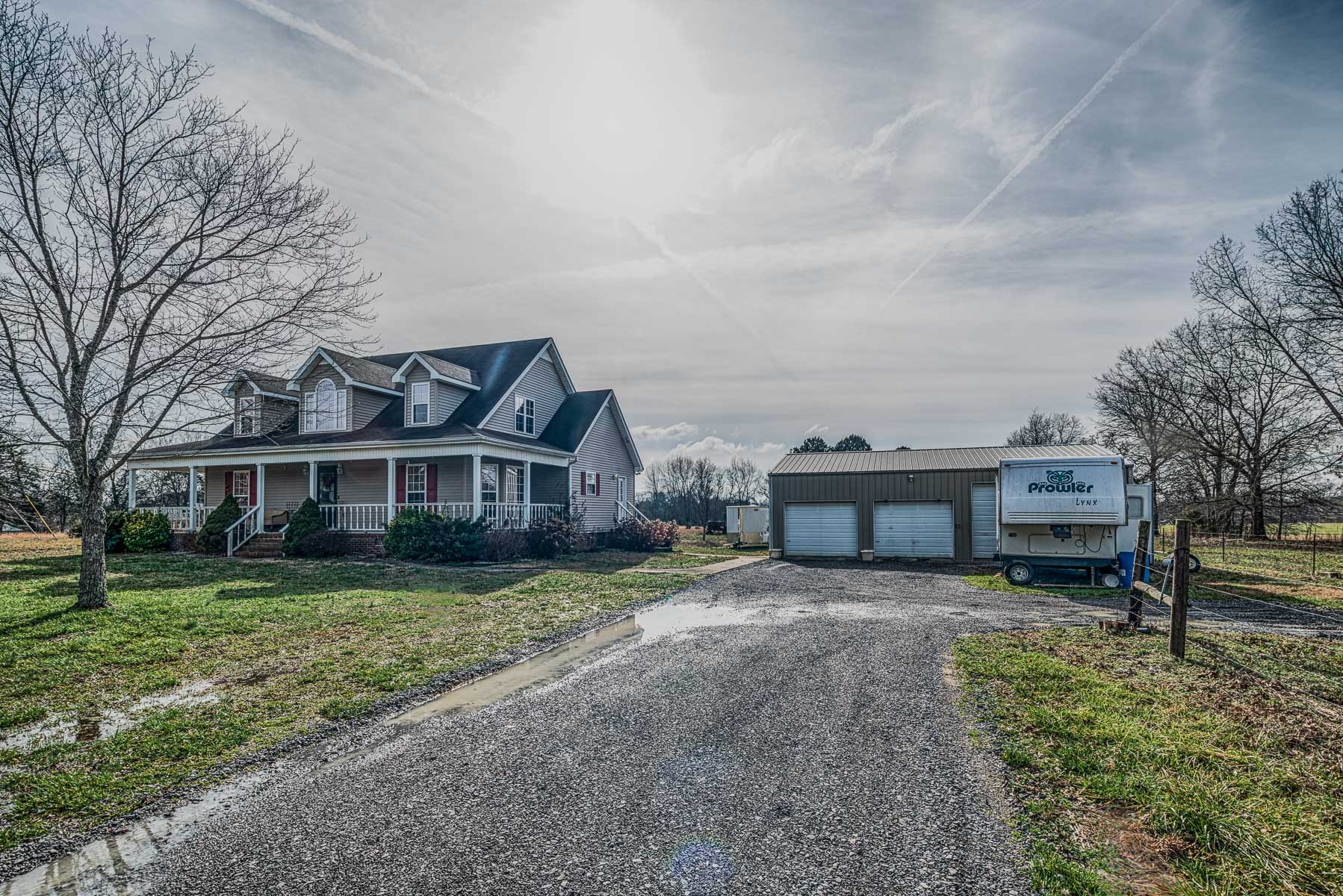 1640 Cinder Path Rd, Estill Springs, TN 37330 - Estill Springs, TN real estate listing