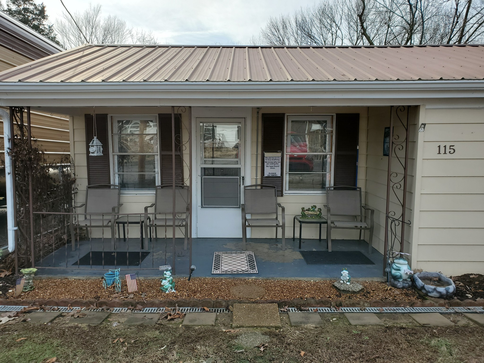 115 Fox Squirrel Dr Property Photo - Dover, TN real estate listing