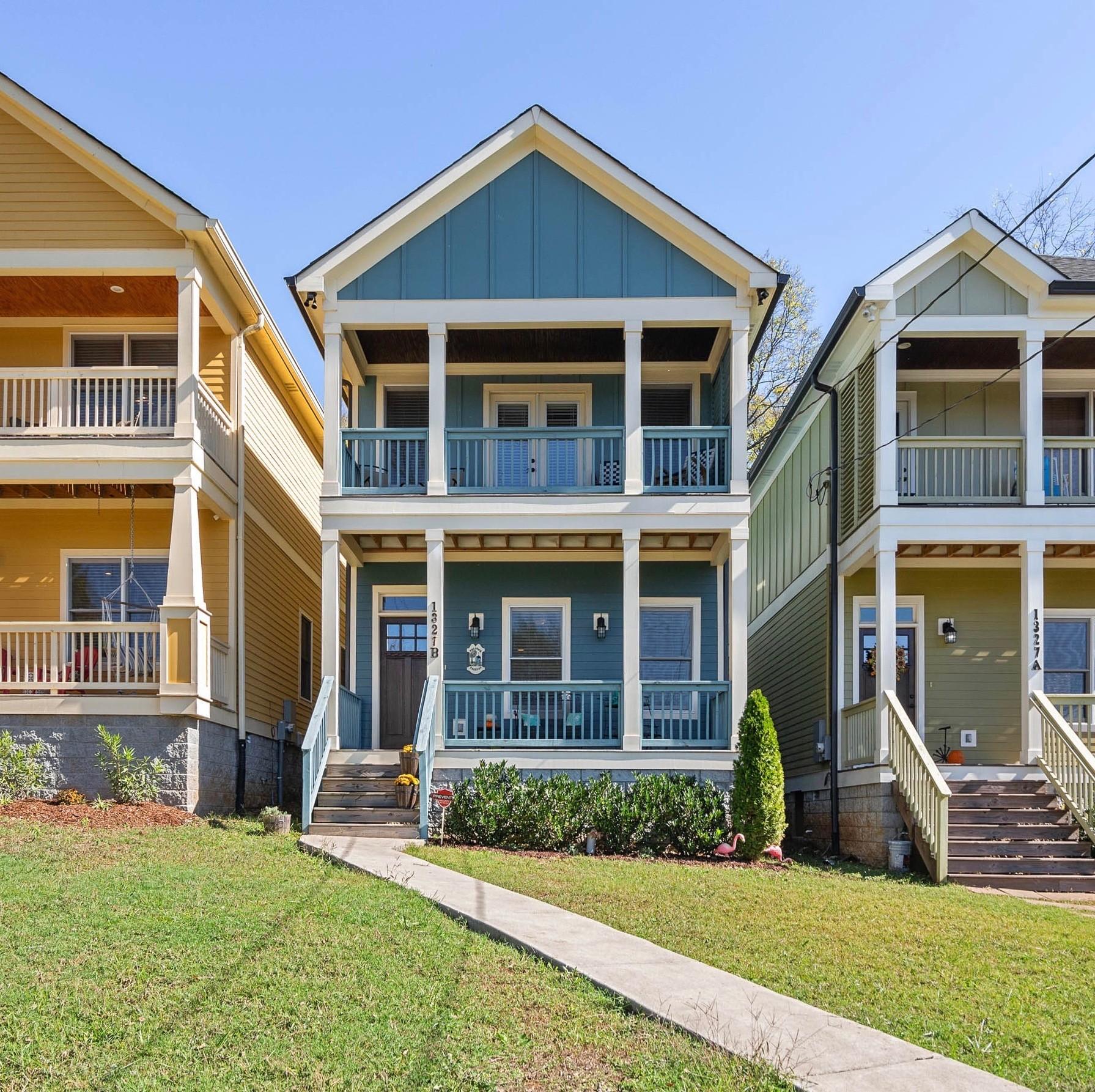 1327B Meridian St, Nashville, TN 37207 - Nashville, TN real estate listing