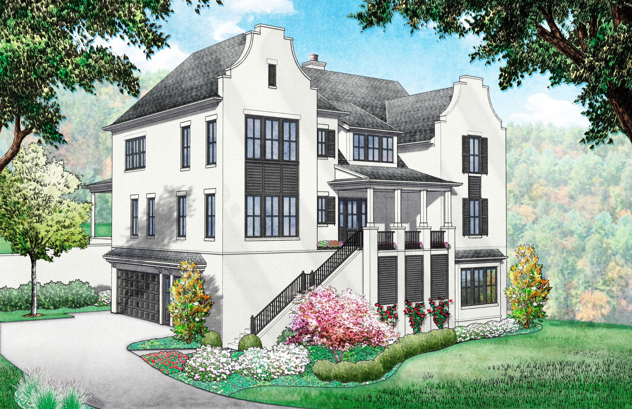 8944 Calendula Ln (Lot 6043), College Grove, TN 37046 - College Grove, TN real estate listing