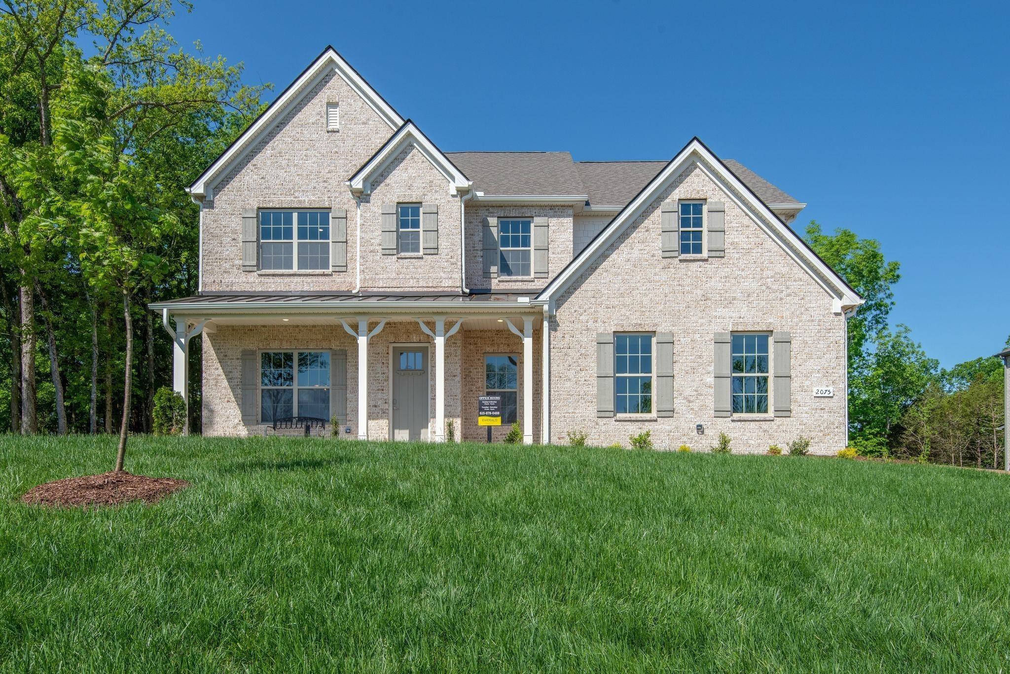 812 Alameda Ave Lot #29, Nolensville, TN 37135 - Nolensville, TN real estate listing