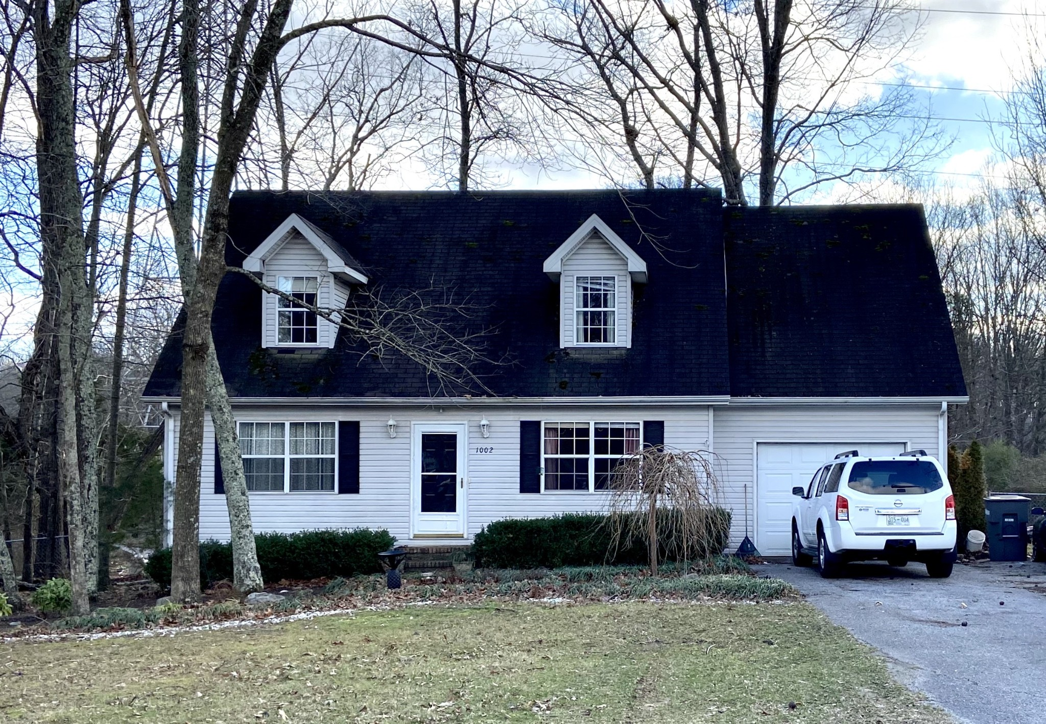 1002 Christmas LN, Cookeville, TN 38501 - Cookeville, TN real estate listing