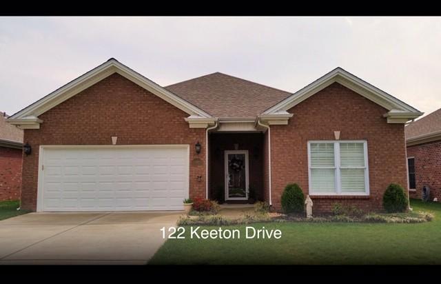 122 Keeton Dr, Hopkinsville, KY 42240 - Hopkinsville, KY real estate listing