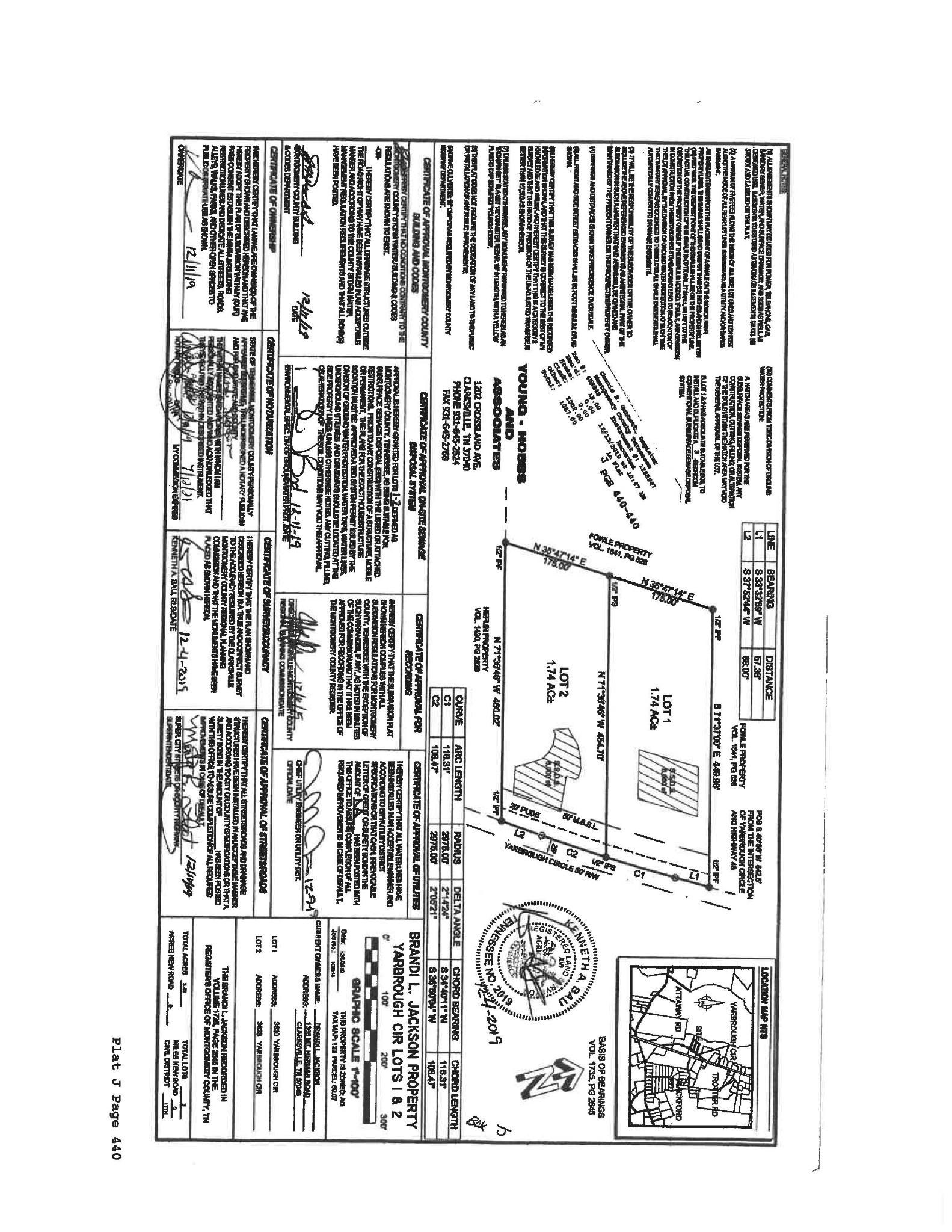 3628 Yarbrough Cir, Cunningham, TN 37052 - Cunningham, TN real estate listing