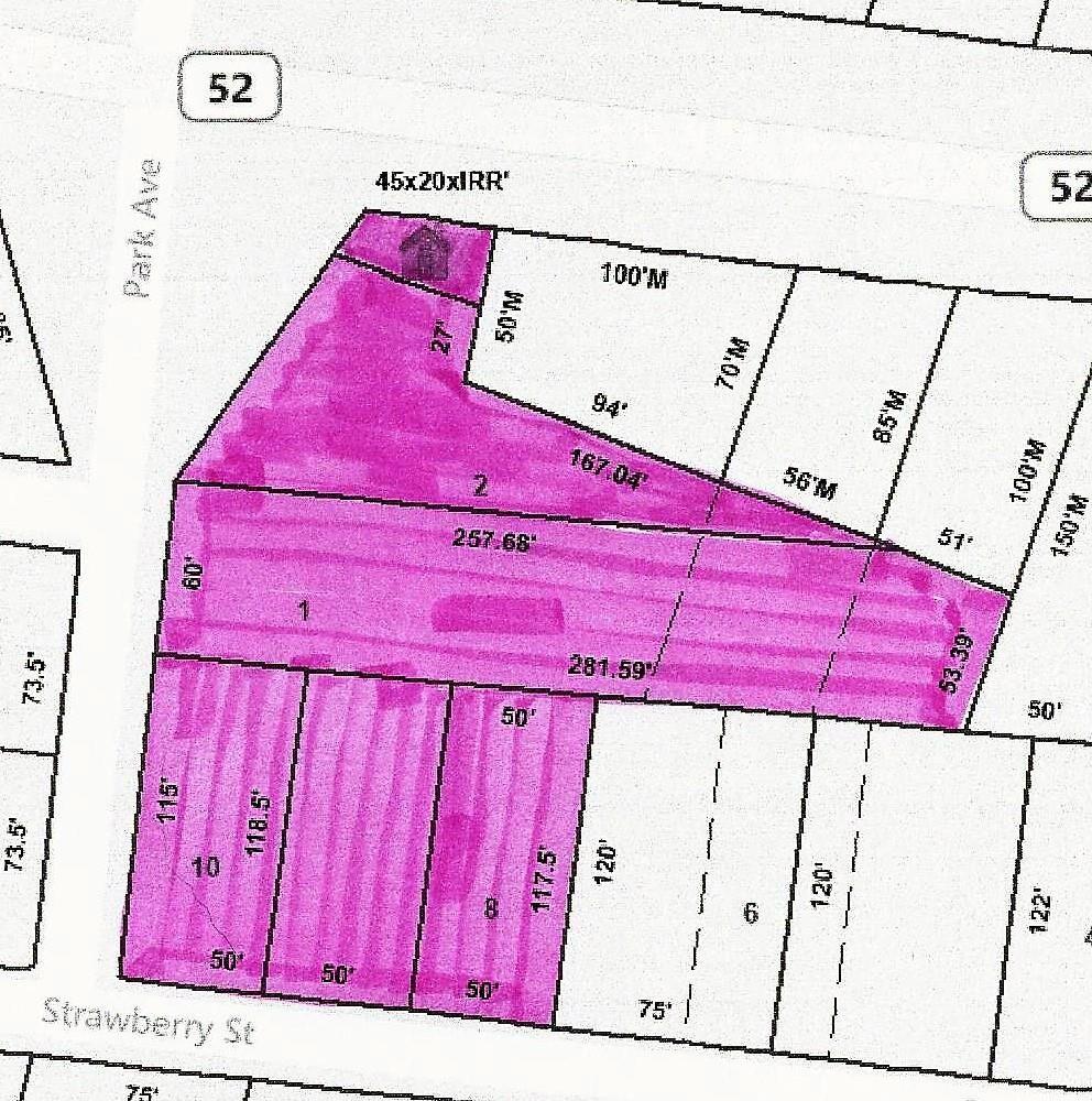 0 HIGHWAY 52/ PARK AVENUE Property Photo - Portland, TN real estate listing
