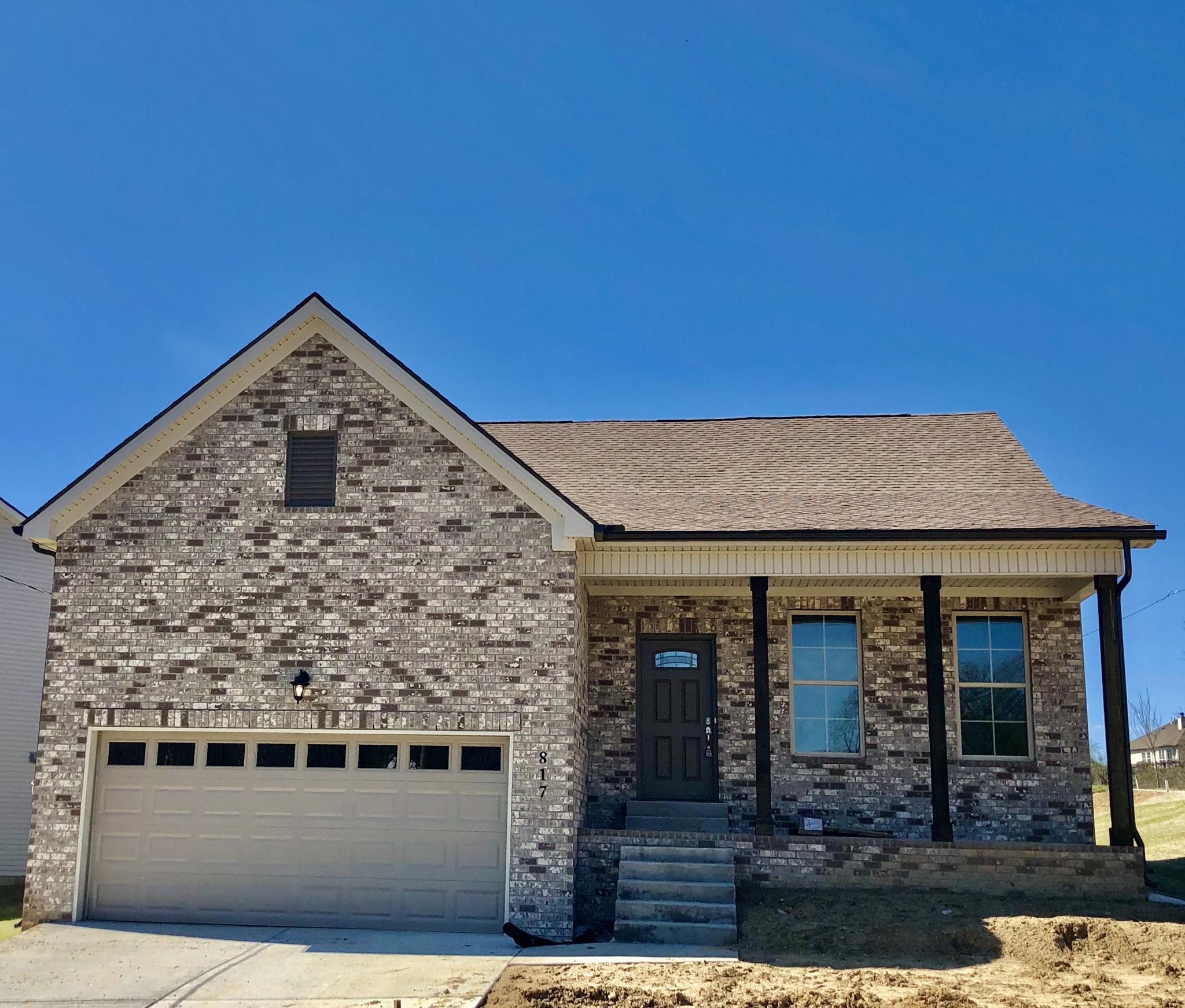 817 Bridge Creek Lane #162, Antioch, TN 37013 - Antioch, TN real estate listing