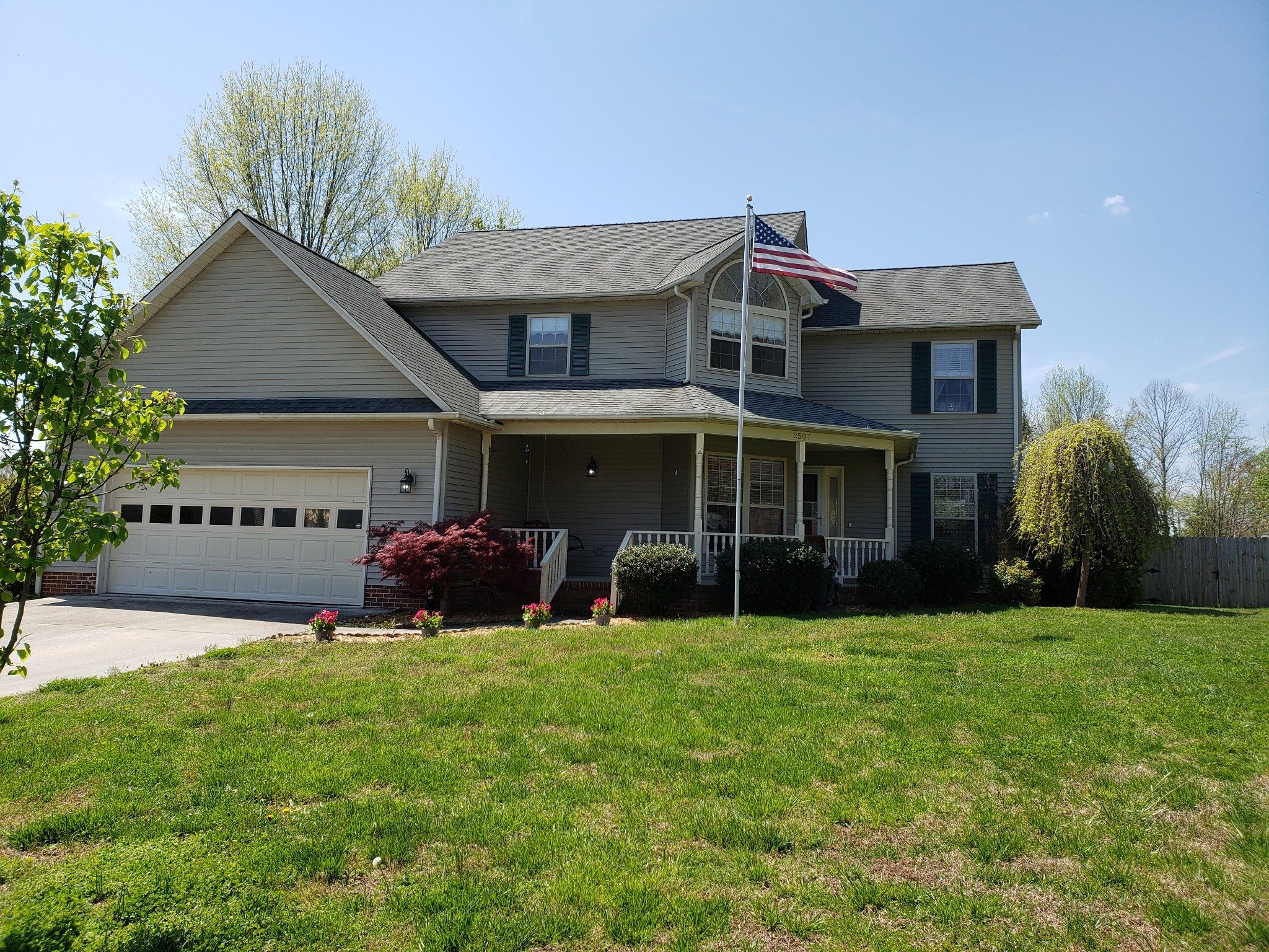 2507 Park West Dr, Cookeville, TN 38501 - Cookeville, TN real estate listing