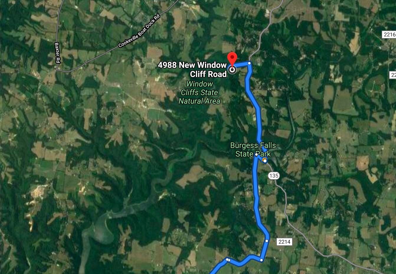 4988 New Window Cliff Road, Baxter, TN 38544 - Baxter, TN real estate listing