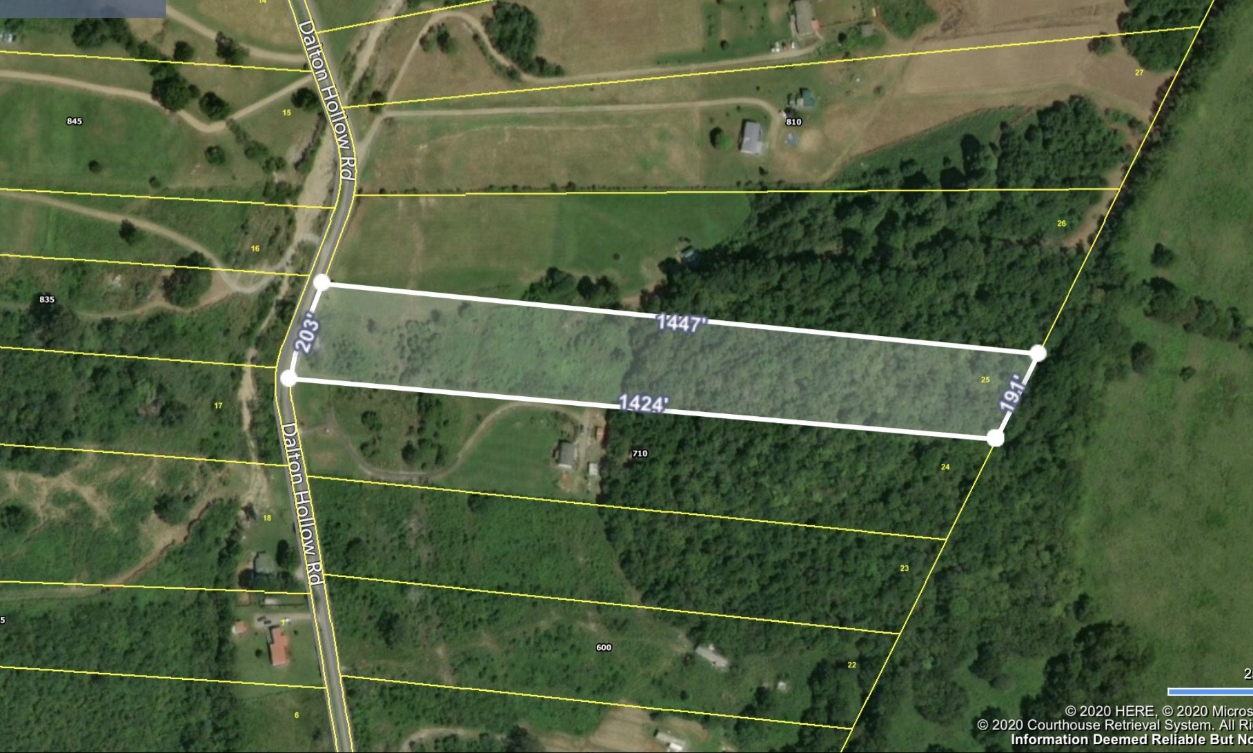 6.65 Acres! Real Estate Listings Main Image