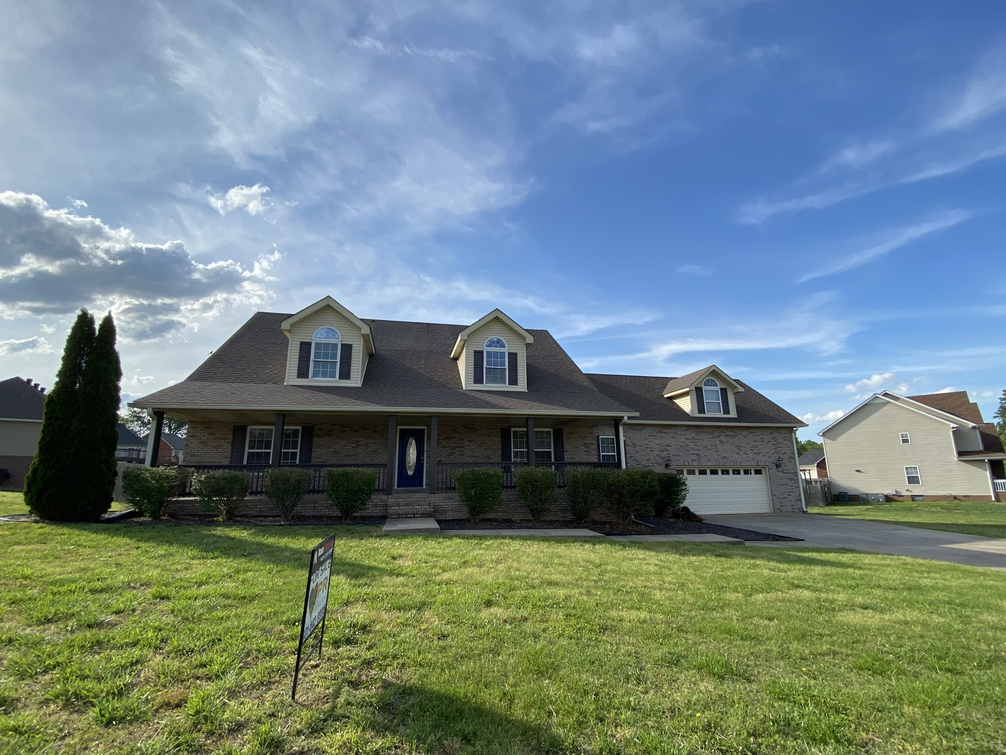 982 Granite Trl Property Photo - Adams, TN real estate listing