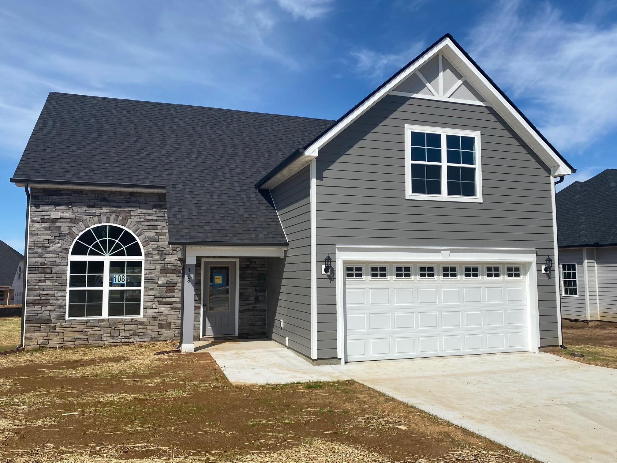 318 Big Son Lane, Lot 108, Smyrna, TN 37167 - Smyrna, TN real estate listing