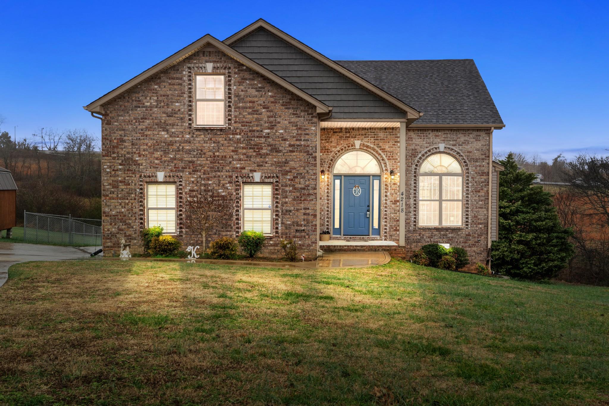 4218 Station Rd, Cunningham, TN 37052 - Cunningham, TN real estate listing