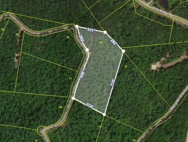 0 Mangled Vine Trail Property Photo - Crawford, TN real estate listing