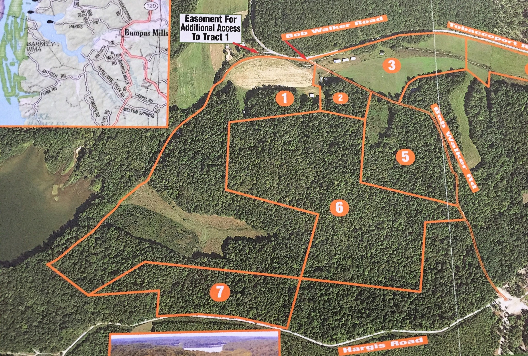 0 Hargis Rd. - Section 7, Bumpus Mills, TN 37028 - Bumpus Mills, TN real estate listing