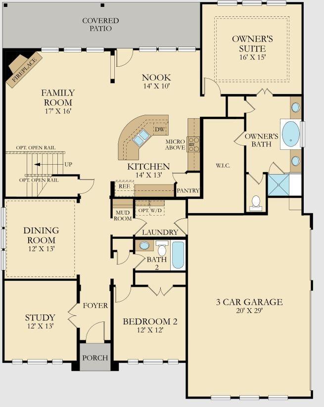4722 Swanson Lane Lot 214A, Murfreesboro, TN 37128 - Murfreesboro, TN real estate listing