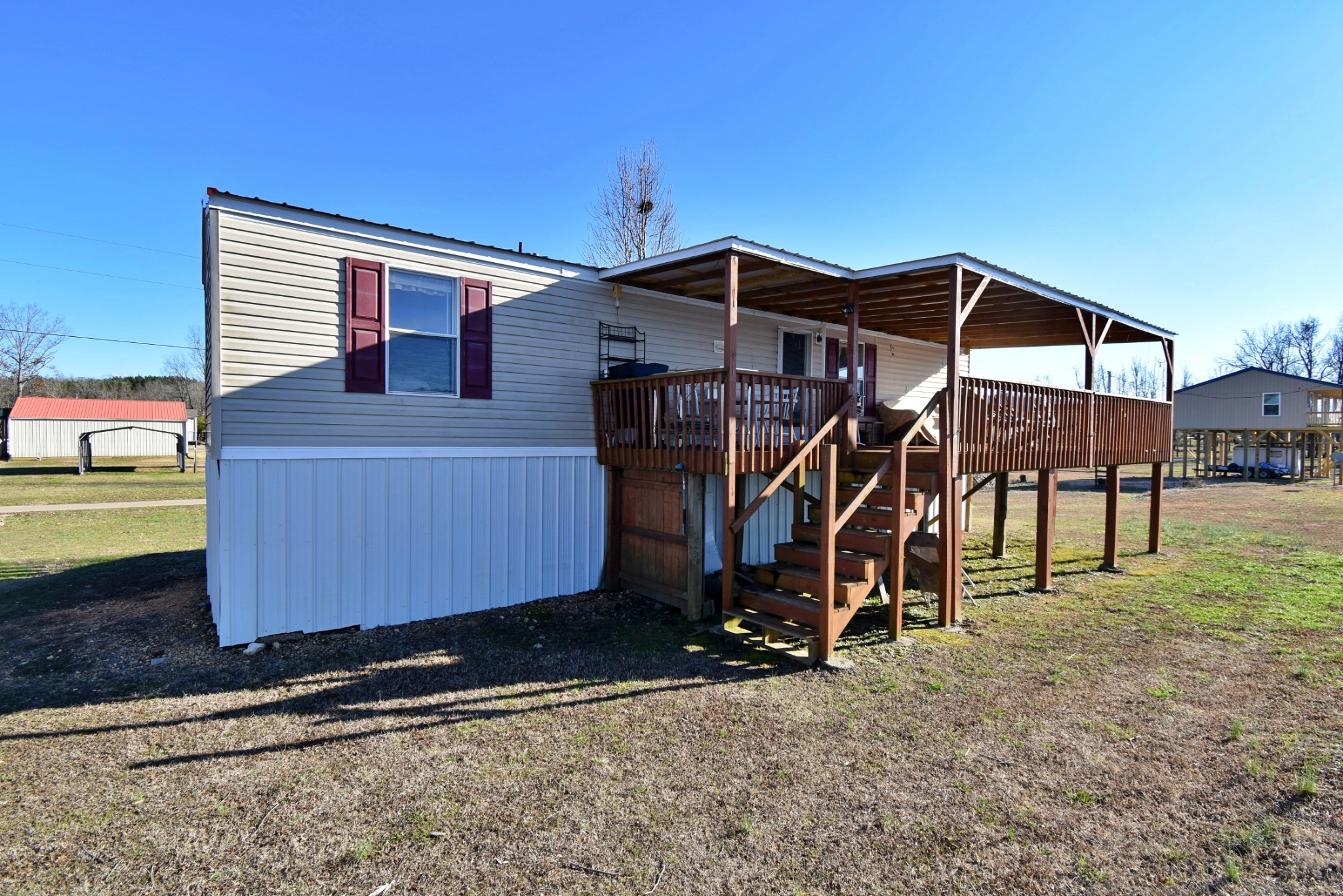 406 Eagle Overlook Loop Property Photo - Linden, TN real estate listing