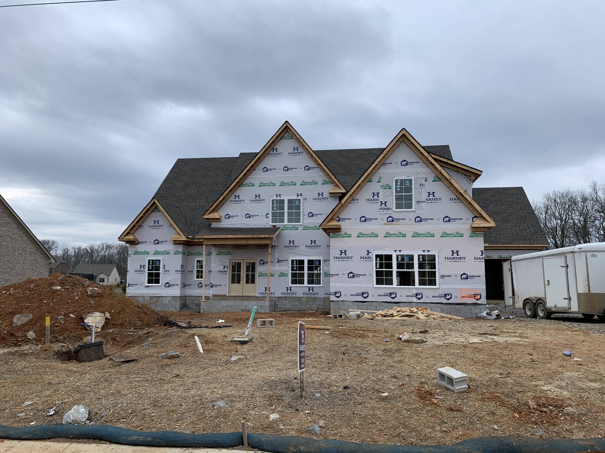 605 Ruby Oaks Lane, Murfreesboro, TN 37128 - Murfreesboro, TN real estate listing