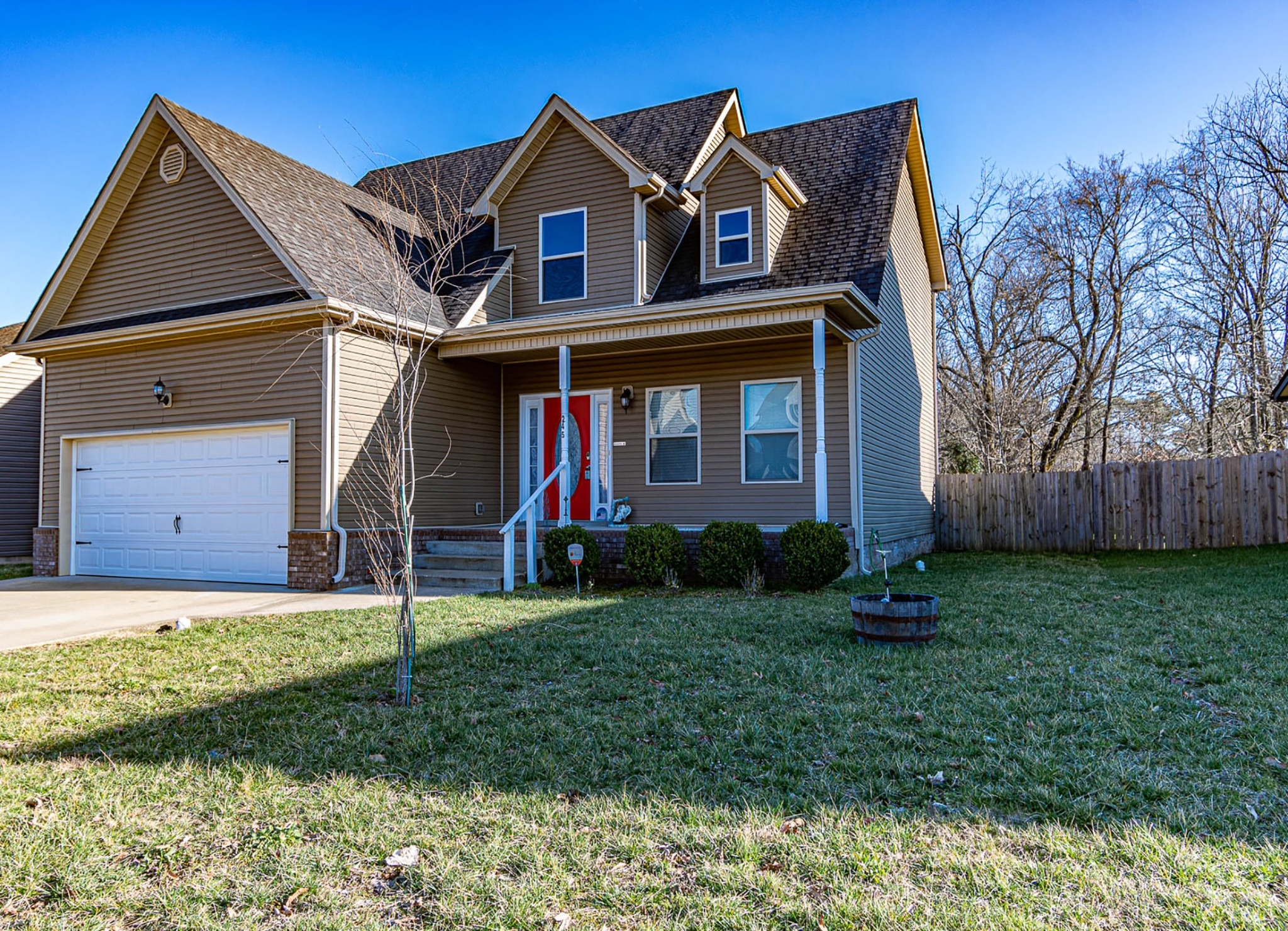 245 Azalea Dr, Oak Grove, KY 42262 - Oak Grove, KY real estate listing