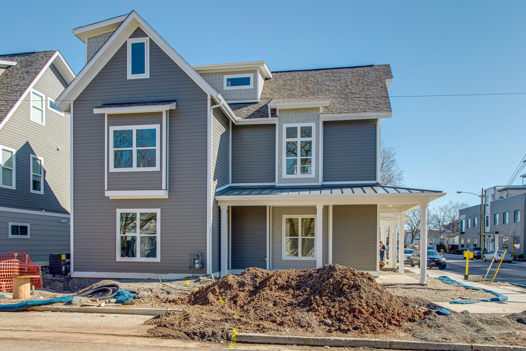 444 Merritt Avenue, Nashville, TN 37203 - Nashville, TN real estate listing