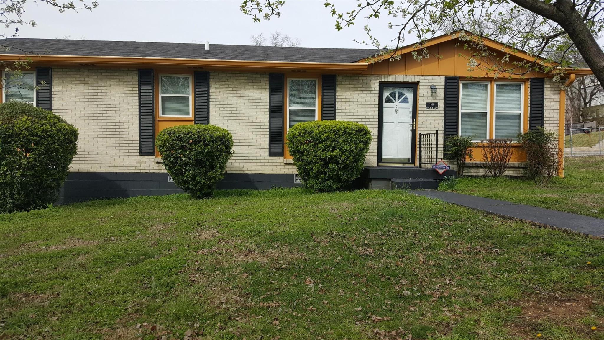 1100 Argyle Ave, S, Nashville, TN 37203 - Nashville, TN real estate listing