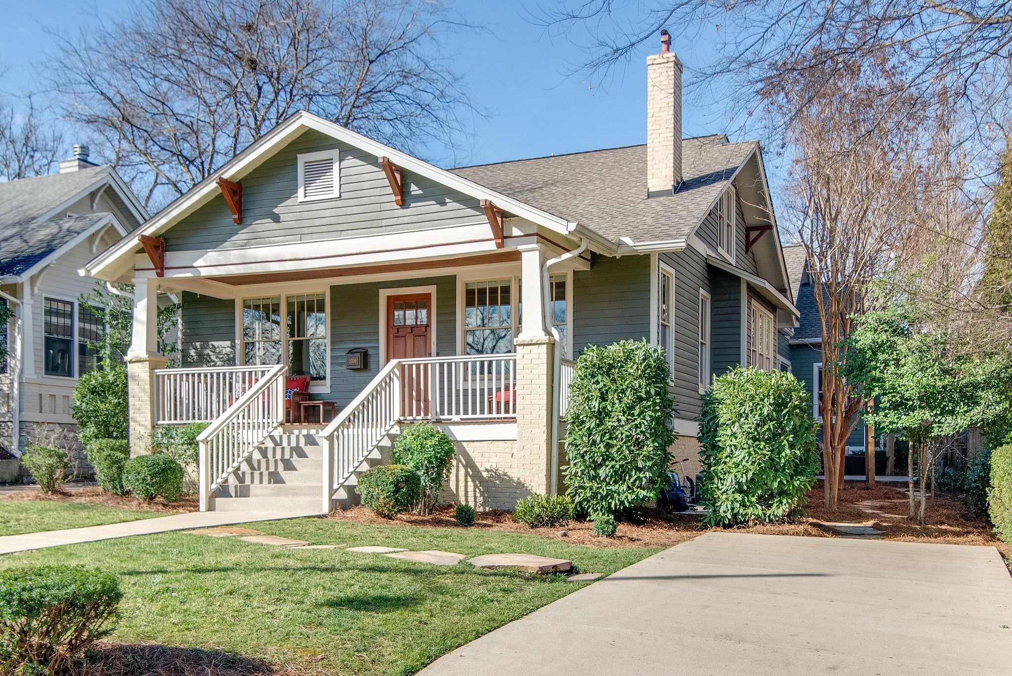 2709 Oakland Ave, Nashville, TN 37212 - Nashville, TN real estate listing