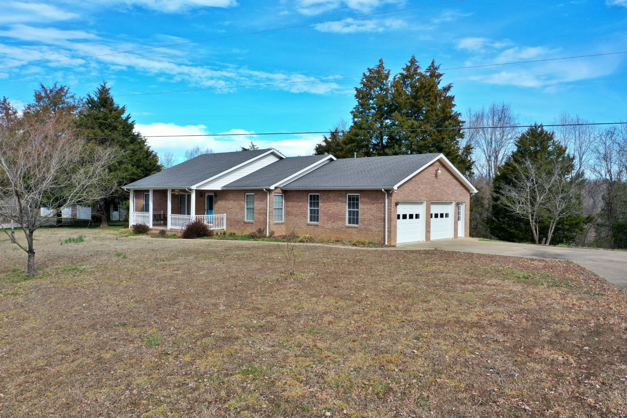 1691 Burns Hill Rd, Lobelville, TN 37097 - Lobelville, TN real estate listing