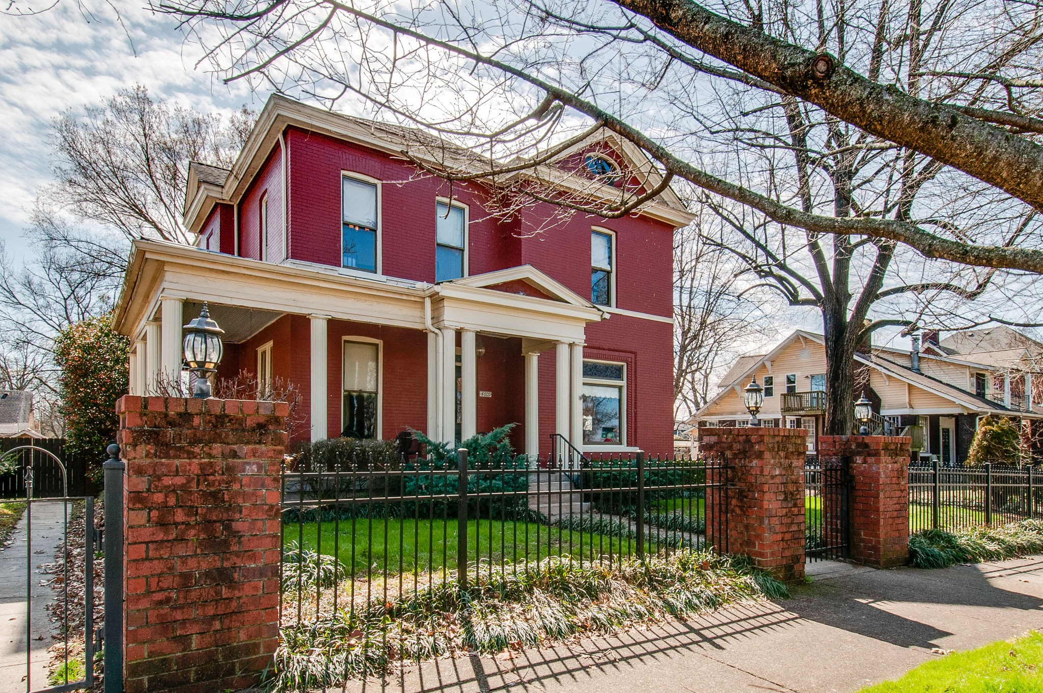 4609 Park Ave, Nashville, TN 37209 - Nashville, TN real estate listing