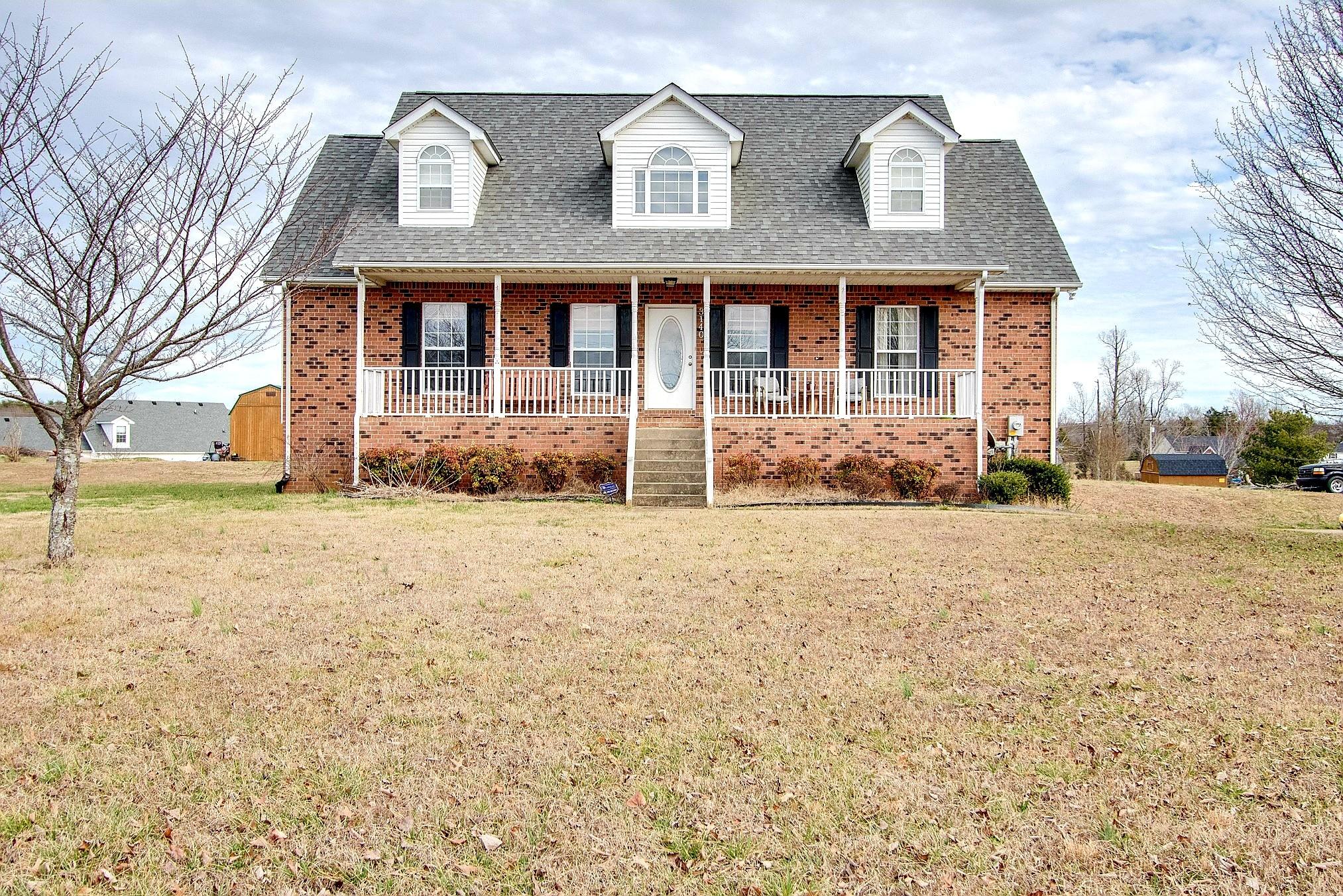 3140 Bearwallow Rd, Ashland City, TN 37015 - Ashland City, TN real estate listing