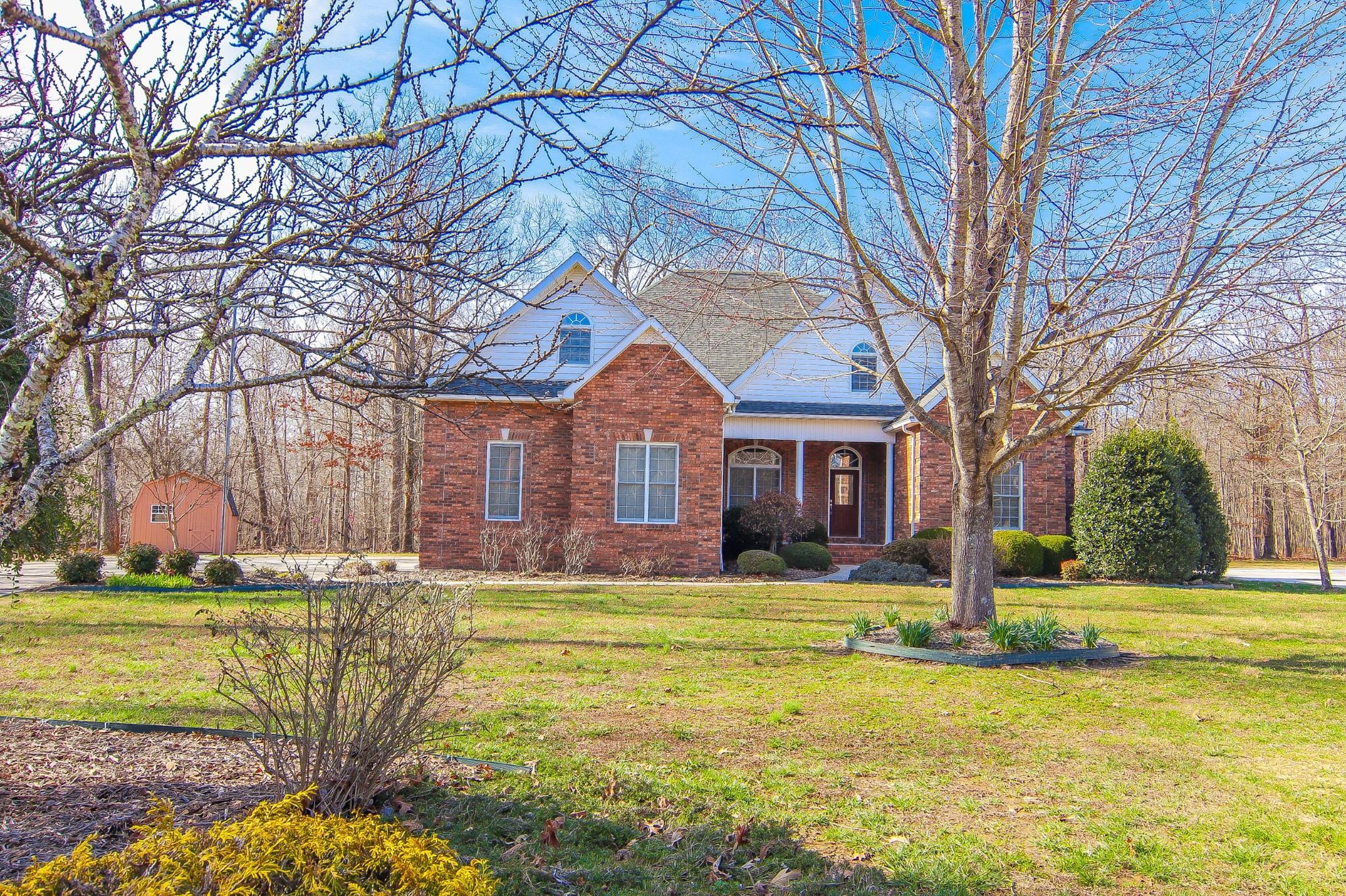 117 Cumberland Trce, Tullahoma, TN 37388 - Tullahoma, TN real estate listing