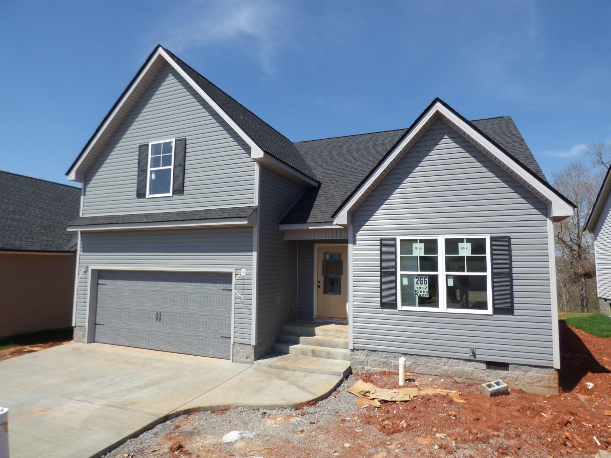 1812 Rains Rd, Clarksville, TN 37042 - Clarksville, TN real estate listing