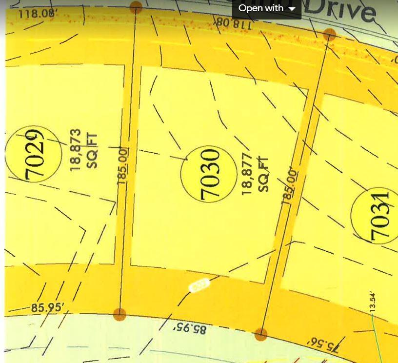 8625 Belladonna Dr (Lot 7030), College Grove, TN 37046 - College Grove, TN real estate listing