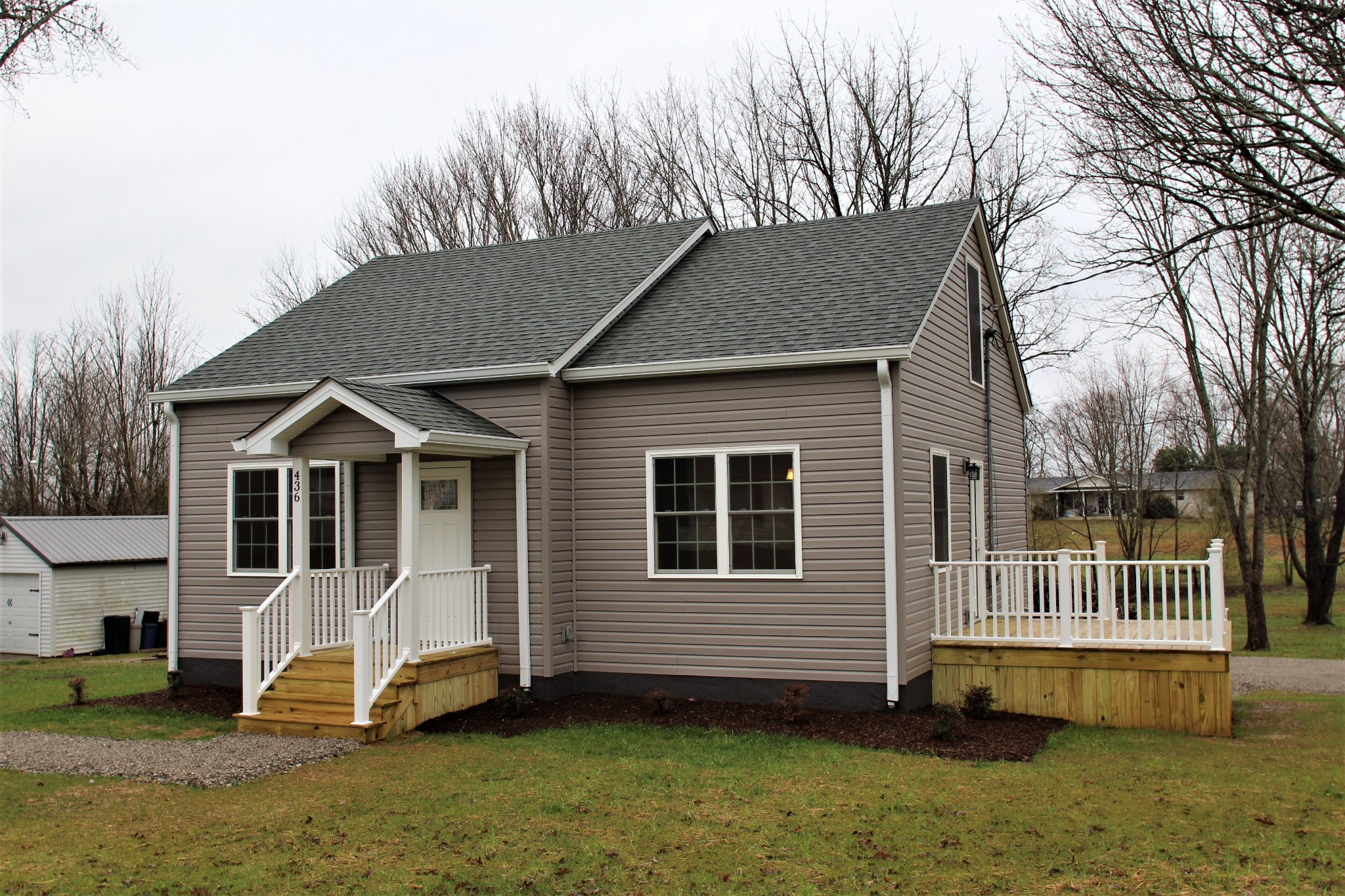 436 Magnolia St Property Photo - Baxter, TN real estate listing