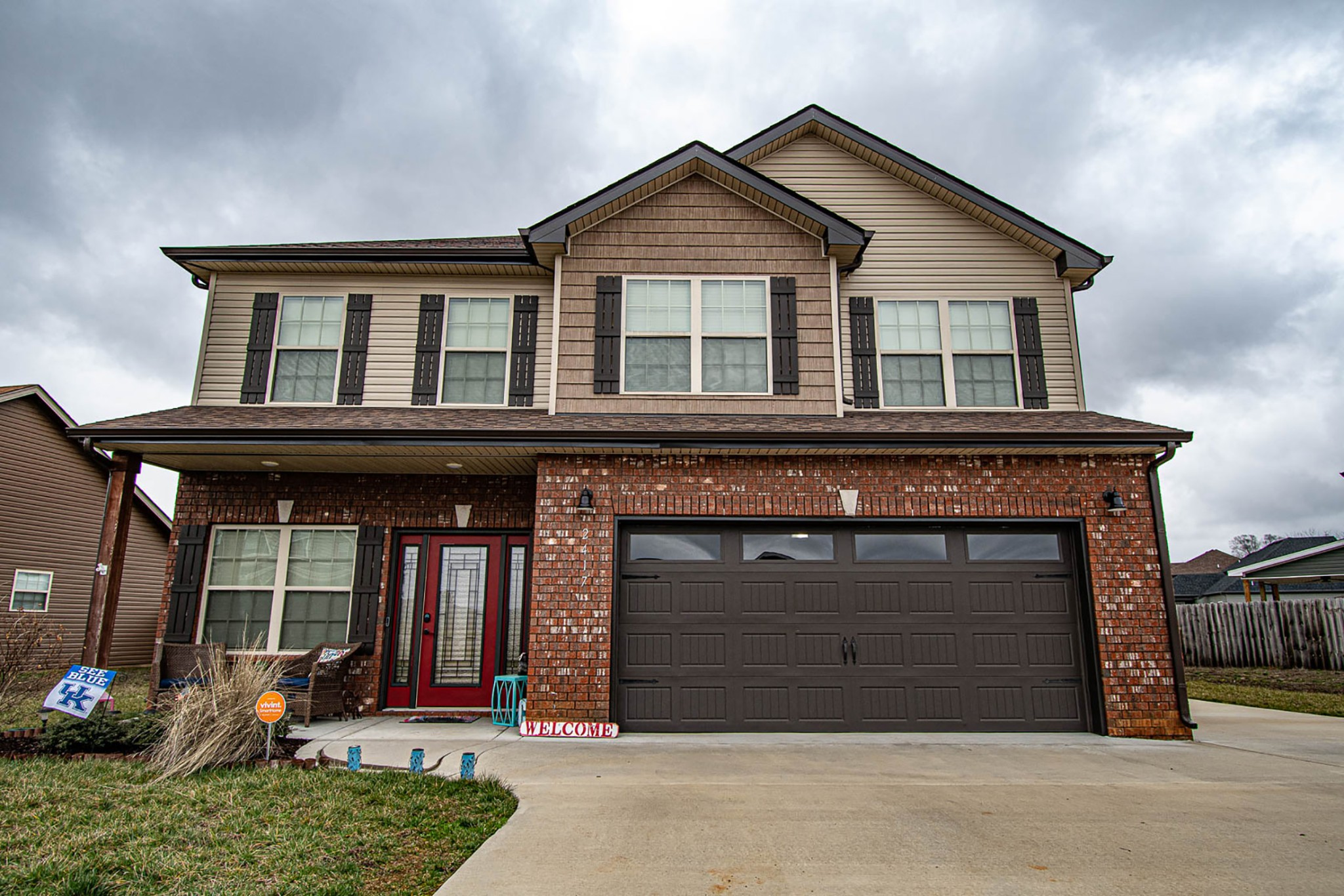 2417 Andersonville Dr, Clarksville, TN 37042 - Clarksville, TN real estate listing