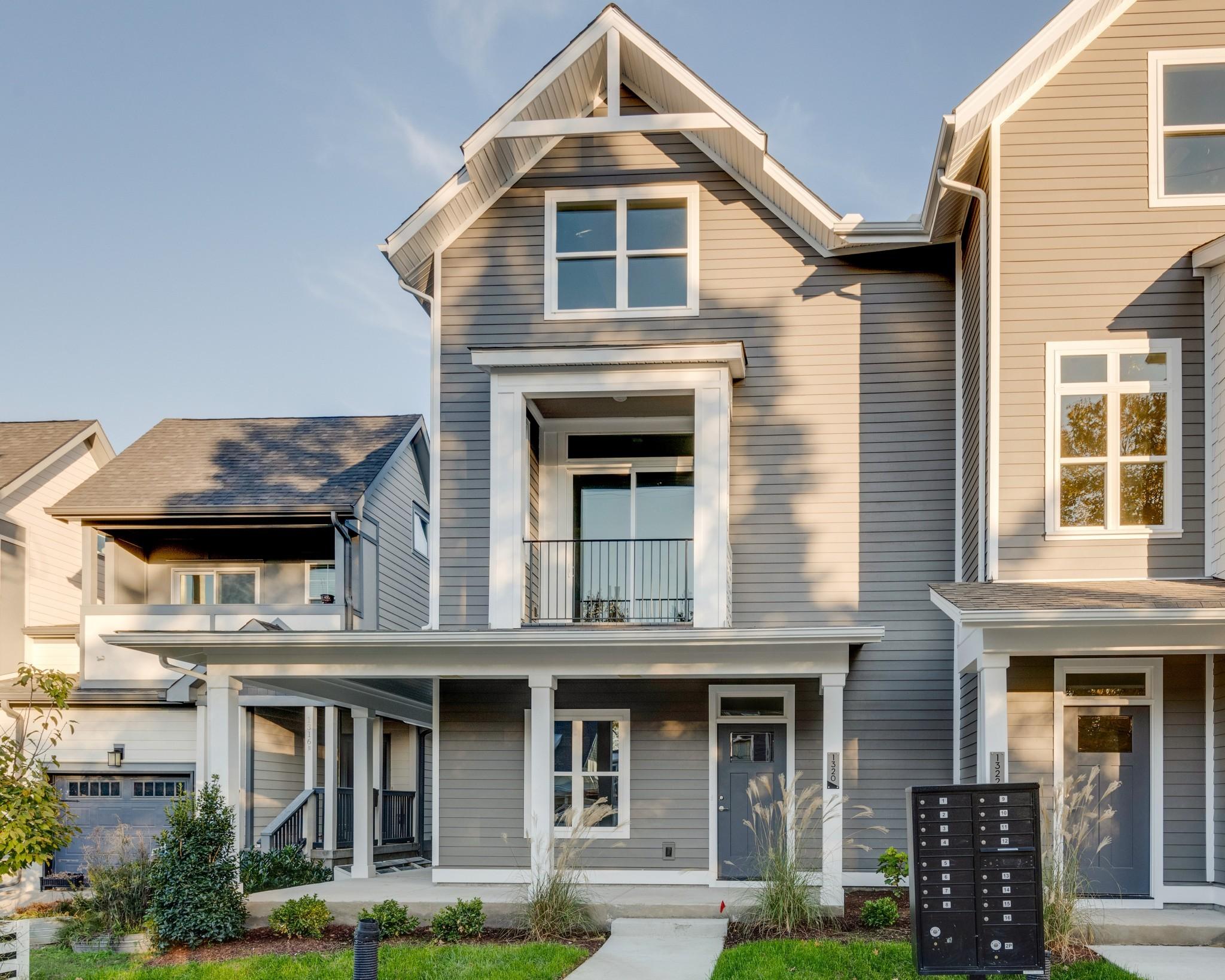 1320 Pillow Street, Nashville, TN 37203 - Nashville, TN real estate listing