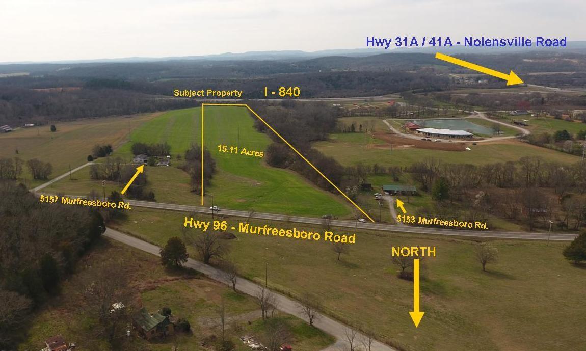0 Murfreesboro Rd Property Photo - Arrington, TN real estate listing