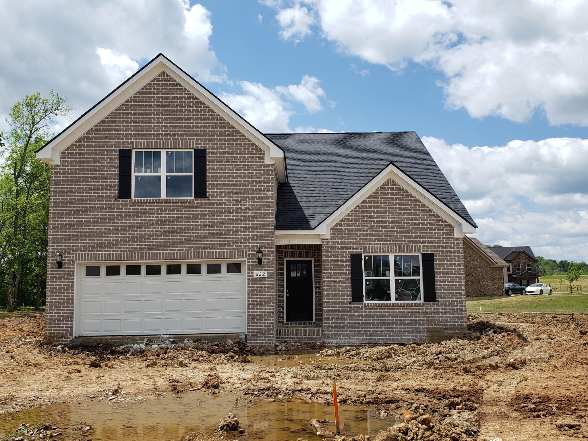 622 Golden Eagle Ct.- #25, Eagleville, TN 37060 - Eagleville, TN real estate listing