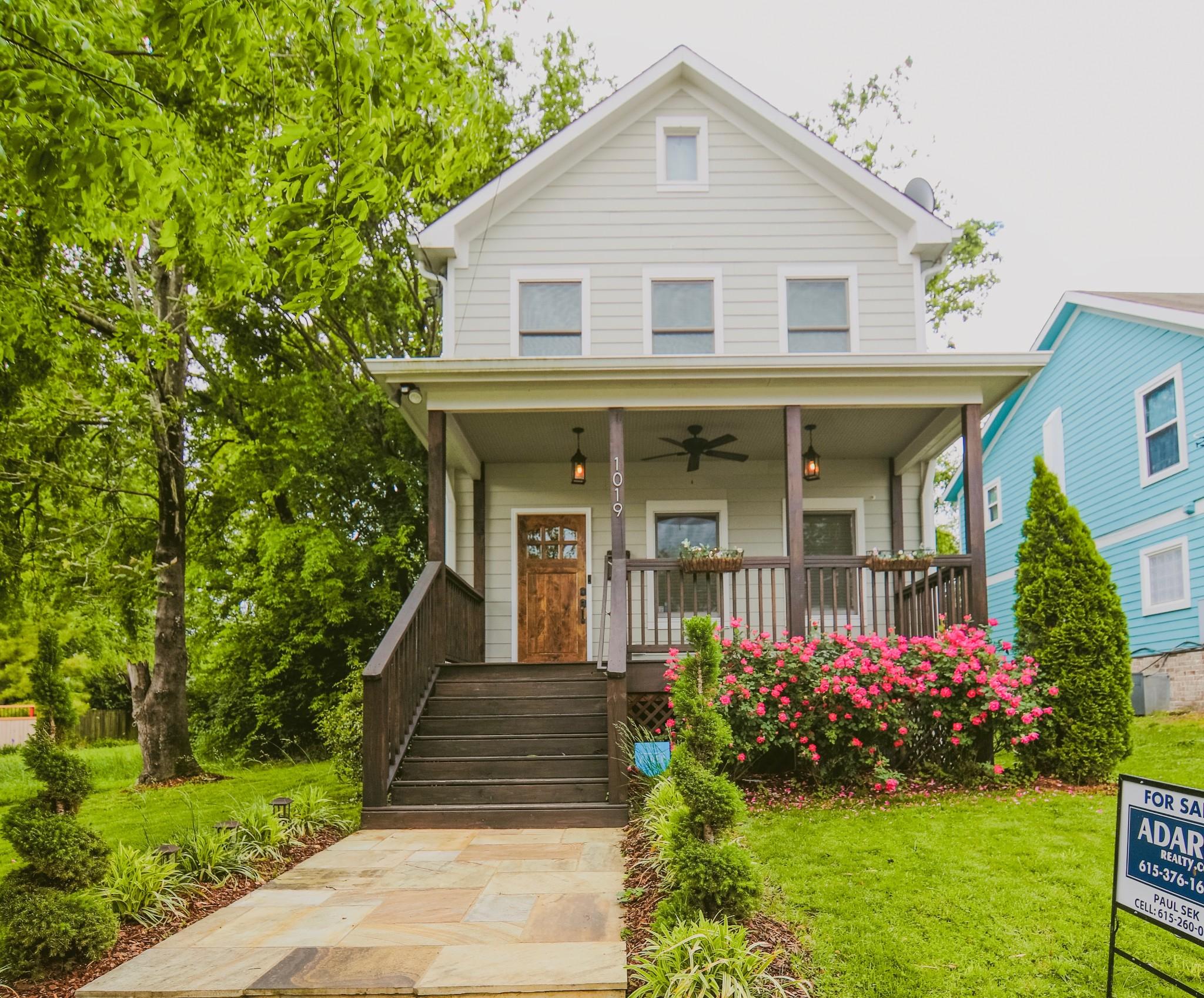1019 11th Ave, N, Nashville, TN 37208 - Nashville, TN real estate listing