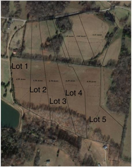 0 Old Lake Rd. Property Photo - Lewisburg, TN real estate listing