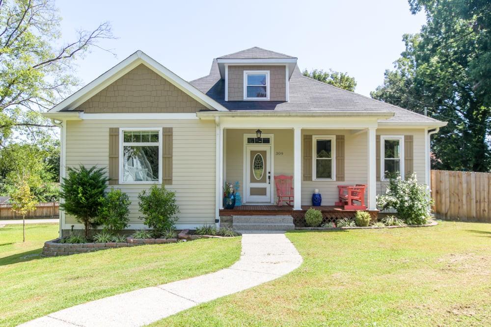 309 Church St, Hartsville, TN 37074 - Hartsville, TN real estate listing