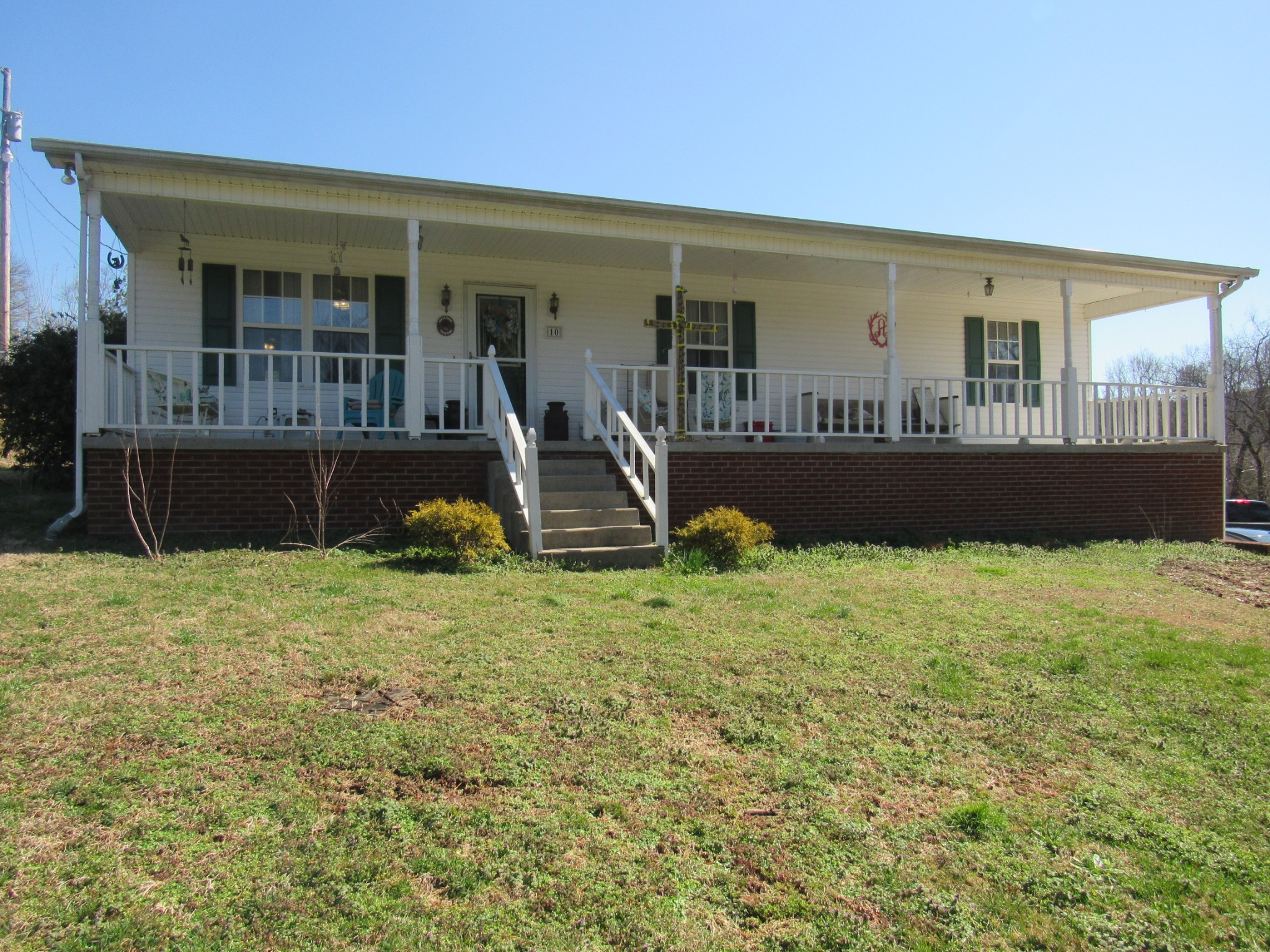 10 Lollar Ln, Brush Creek, TN 38547 - Brush Creek, TN real estate listing
