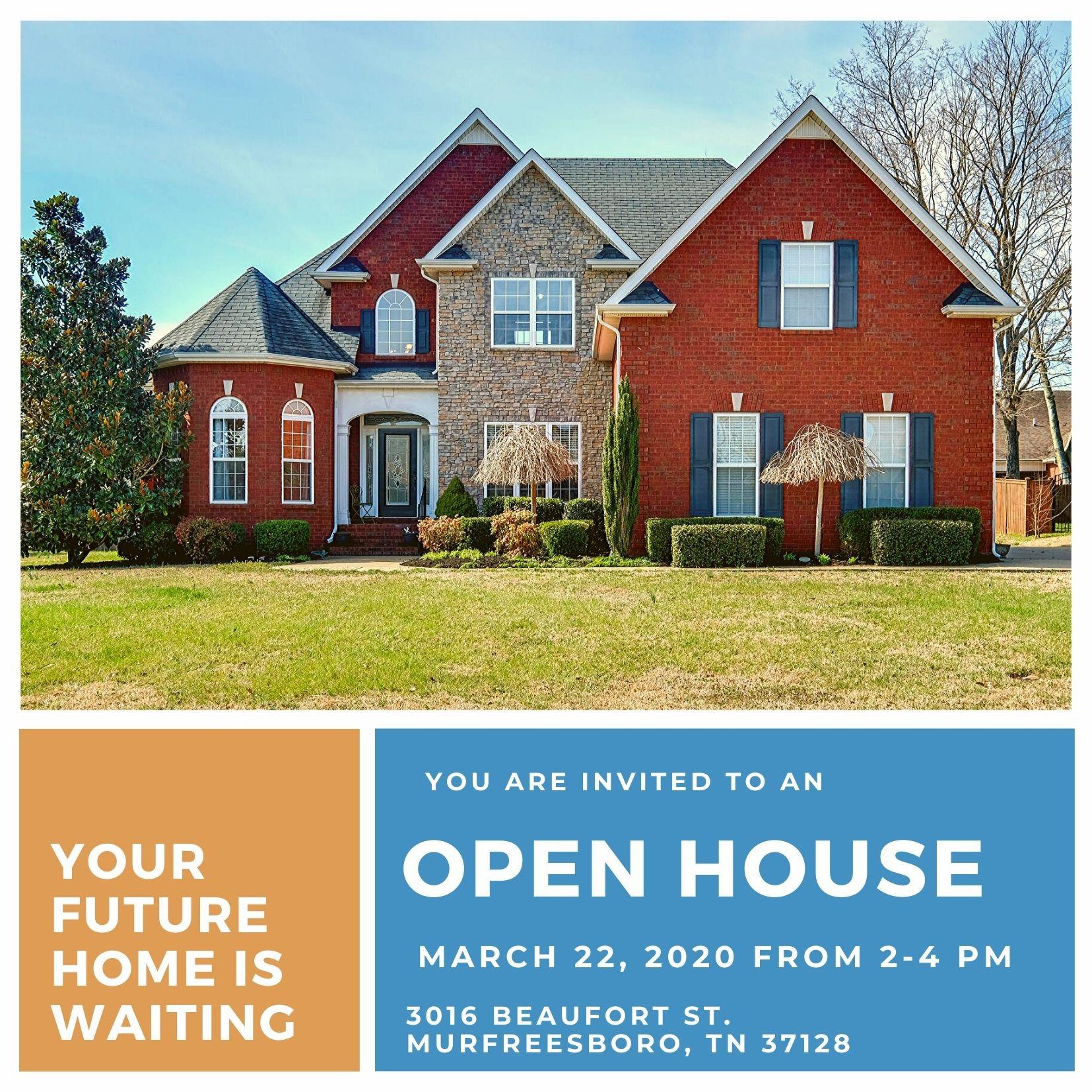 3016 Beaufort St Property Photo - Murfreesboro, TN real estate listing