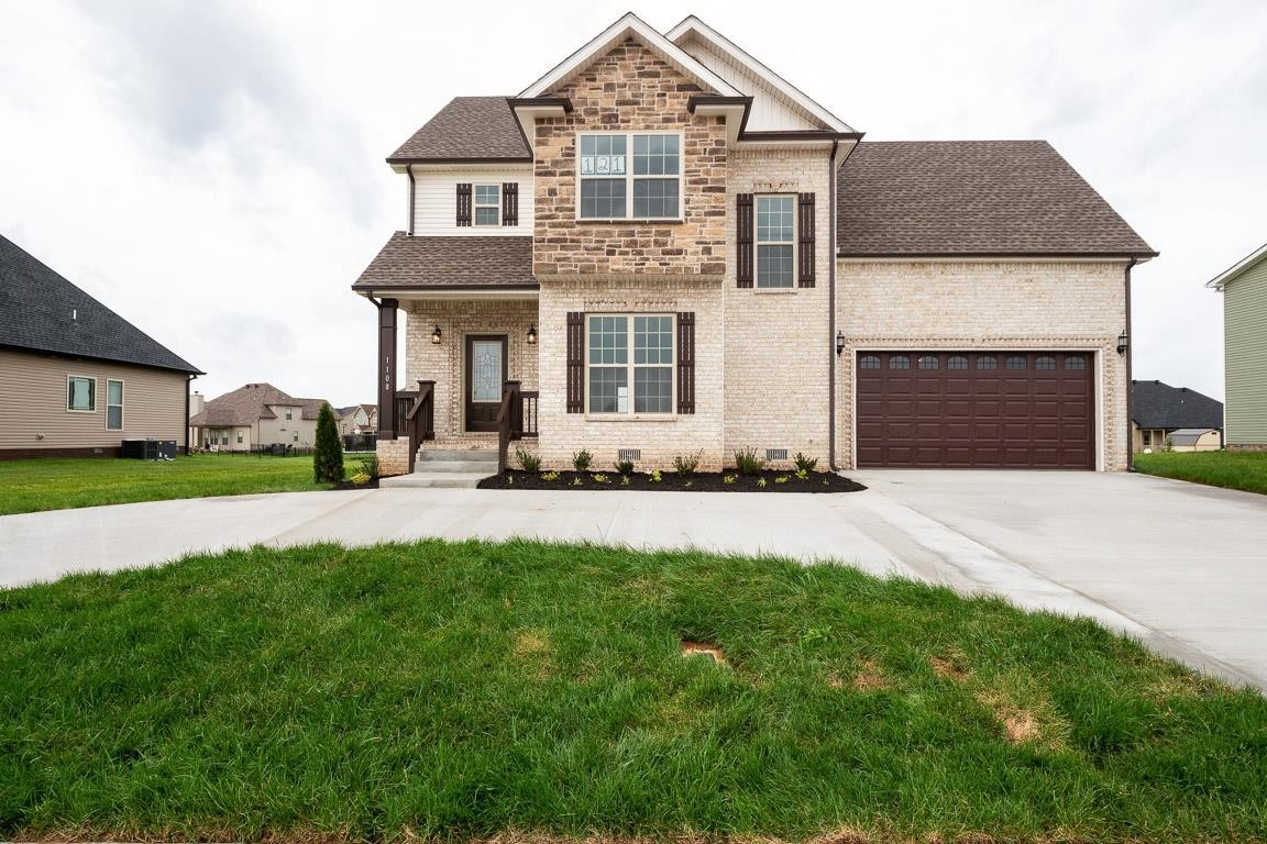 369 Rye Drive, Clarksville, TN 37043 - Clarksville, TN real estate listing