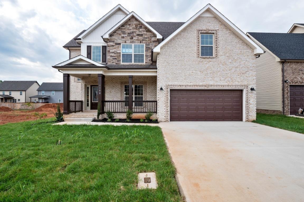 361 Rye Drive, Clarksville, TN 37043 - Clarksville, TN real estate listing