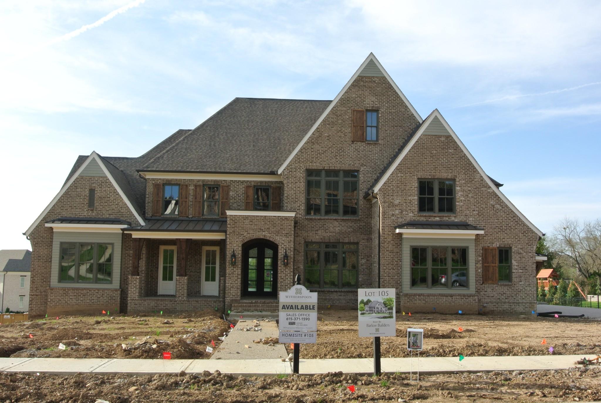 1523 Tellcroft Dr. (Lot #105), Brentwood, TN 37027 - Brentwood, TN real estate listing